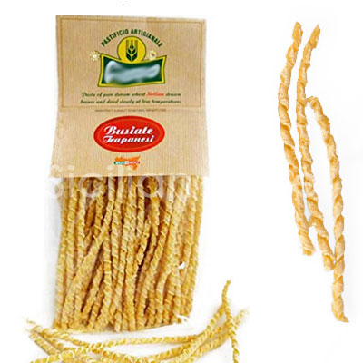 Pasta Busiata Trapanese I