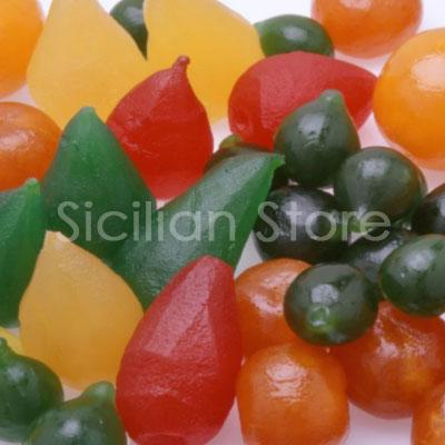 Frutta Candita Intera